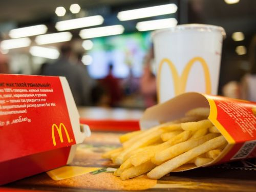 McDonald's is giving away free fries every Friday in July - here's how to get yours