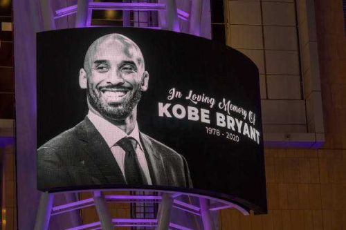 Kobe Bryant fans petition to change NBA logo to honor Lakers legend