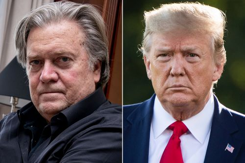 Steve Bannon says Trump may be impeached 'in six weeks,' face challenge from Bloomberg, Clinton