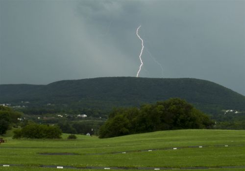 WEATHER: Western Pa. under severe thunderstorm watch