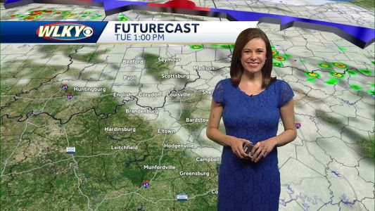 Hot and Humid With An Isolated Shower/Storm Possible