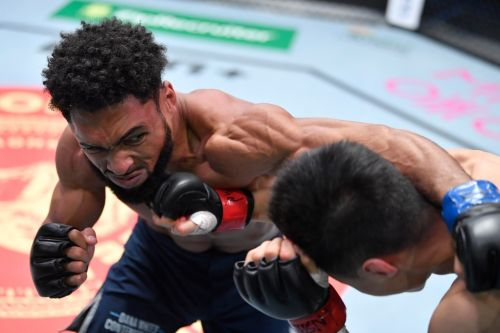 Gadzhi Omargadzhiev ready to hunt top of middleweight division after DWCS 45 win