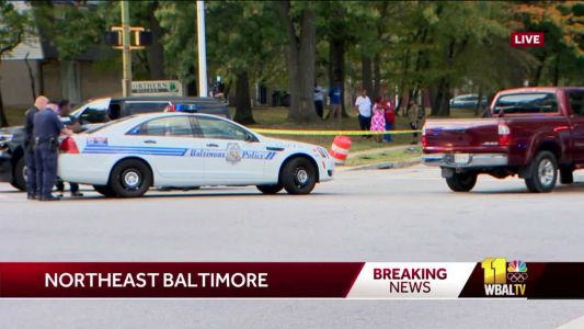 Police: 2 children seriously injured after being struck by vehicle in NE Baltimore