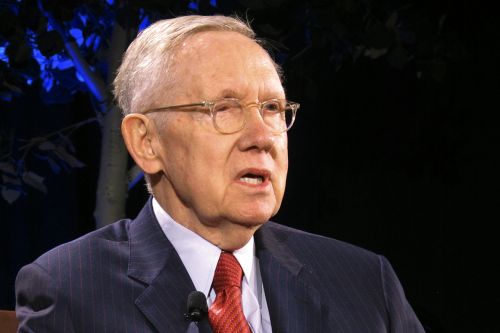 Harry Reid calls for abolishing the filibuster