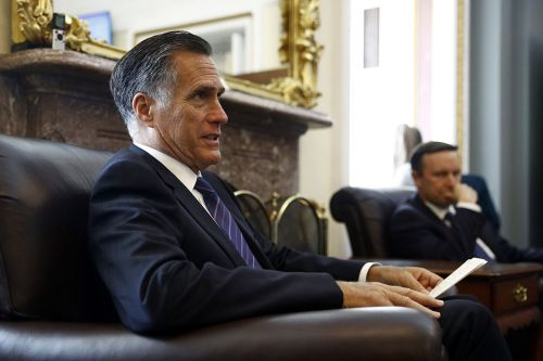 Romney: War with Iran 'not going to happen'