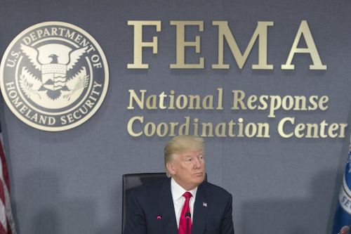 Trump taps Jeffrey Byard as new FEMA head
