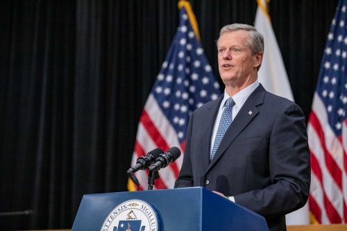Gov. Baker to give COVID-19 update after 3 consecutive days with over 1,000 new cases