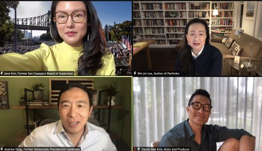 Andrew Yang says defeating Trump could be 'the major political awakening that Asian Americans have been waiting for'