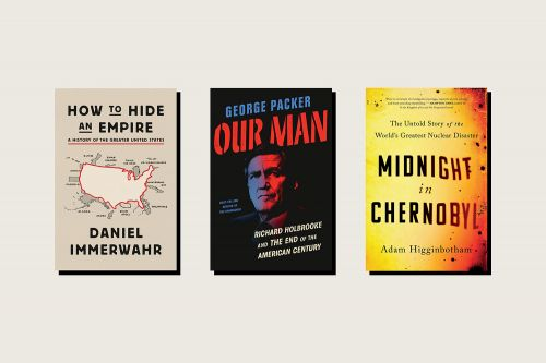 Books in Brief: Recent Releases on Richard Holbrooke and America's Hidden Empire