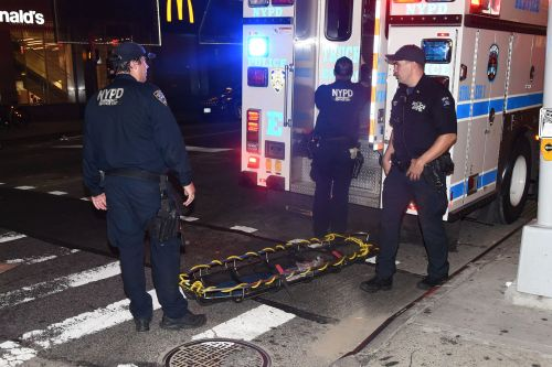 56-year-old man dies after touching third rail inside subway station
