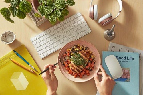 This simple solution makes your WHF lunches healthy, fast, and easy