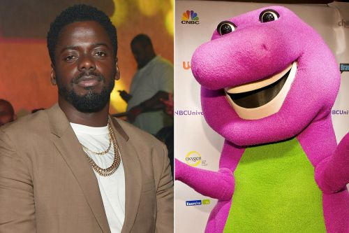 Barney the dinosaur is making a comeback on the big screen