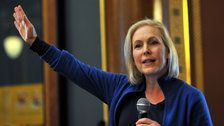 Kirsten Gillibrand Highlights Rural Roots In Iowa Debut