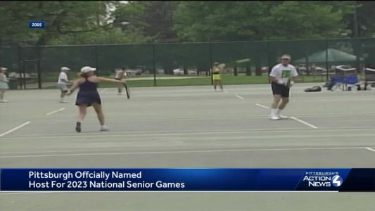 National Senior Games coming to Pittsburgh in 2023