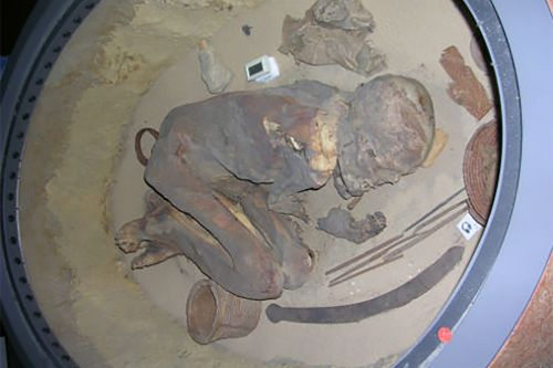 Egyptian mummy reveals incredible embalming 'recipe'