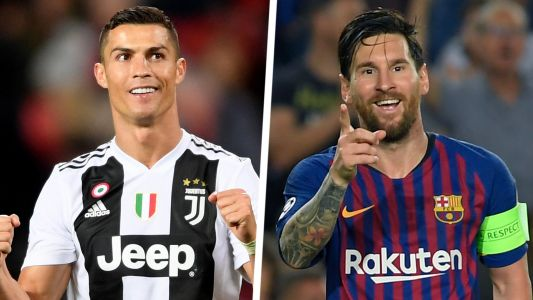 Ronaldo suggests Messi 'maybe needs more' and sends invite to join him in Serie A