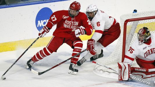 Could new Rangers coach put BU star on their draft radar?