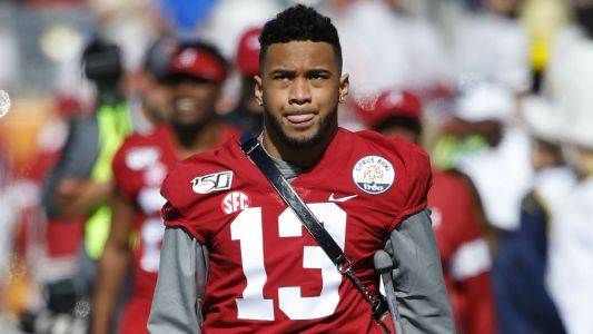 Why coronavirus-related NFL Draft scouting limitations are good for players like Tua Tagovailoa, bad for others