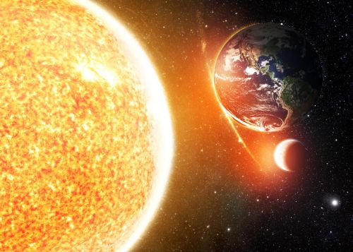 Could We Move the Entire Planet Earth to a New Orbit?