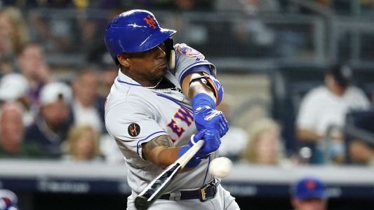 Mets slugger Yoenis Cespedes homers in return from DL, now says he may need heel surgery