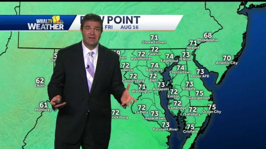 Temperatures to rise thanks to higher humidity levels