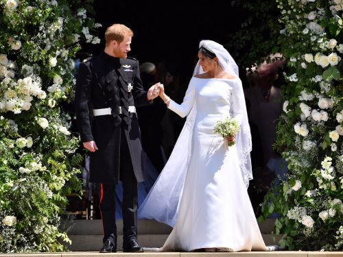 10 wedding dresses inspired by Meghan Markle's that you can afford even if you're not a duchess