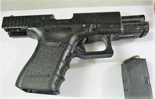 Loaded guns found at Pittsburgh International Airport