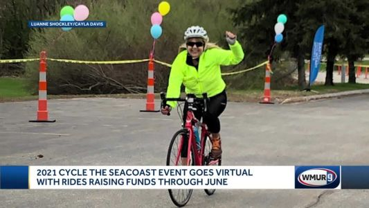 Virtual 'Cycle the Seacoast' raises funds for lung disease