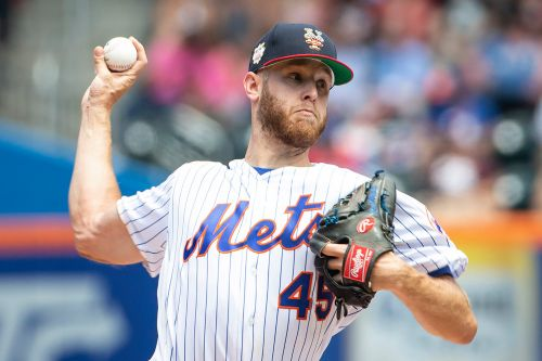 Zack Wheeler report comes in with Mets watching closely