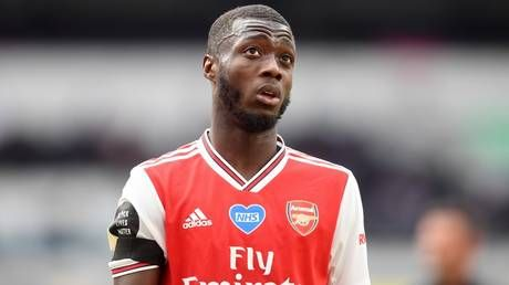 Arsenal to conduct internal investigation into transfer activity after record transfer Nicolas Pepe underwhelms in debut season