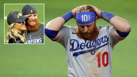 MLB star dubbed 'f*cking LUNATIC' in angry backlash after returning to celebrate World Series win despite positive Covid test