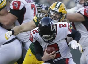 Falcons' Quinn 'evaluating everything' after another loss