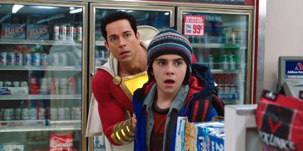 'Shazam!' is an irresistibly fun mix of 'Big,' 'The Goonies,' and a superhero movie