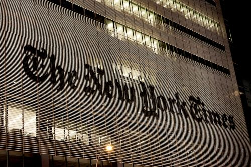 The Times puts activism first and other commentary