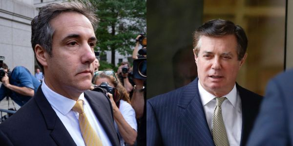 Can Trump pardon Cohen or Manafort? Here's who he's given clemency to so far