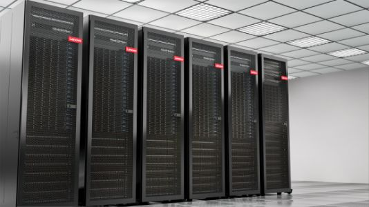 Lenovo's TruScale lets companies rent servers on a usage-based plan