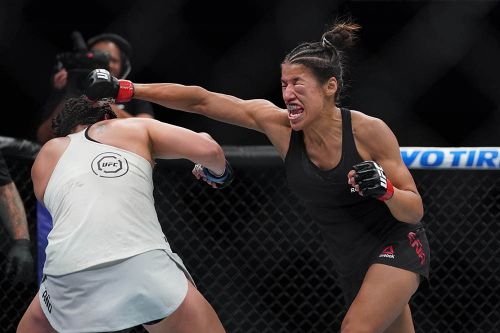 UFC on ESPN+ 13: Three weeks' notice turned out just fine for Julianna Pena