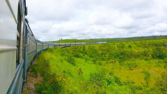I took a $20, 4-day train ride between Zambia and Tanzania, and even though it was delayed by an entire day, I'd do it again