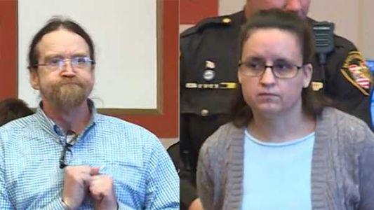 Couple sentenced to combined 307 years in prison for rape, abuse of 3 young daughters