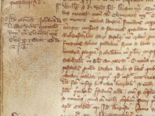 A 'scandal to all of her order': 14th century nun faked her own death to escape convent