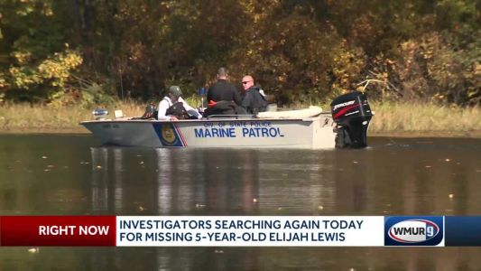 Investigators continue search for missing 5-year-old Elijah Lewis