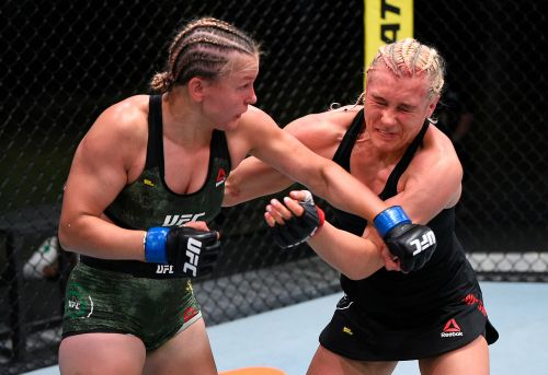 UFC on ESPN+ 32 medical suspensions: Yana Kunitskaya, three others face six months off