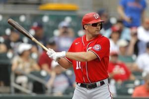 Nationals' Zimmerman and Ross opting out of MLB season