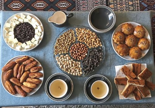 Afghan refugees to share culture with food