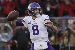 Vikings pick up 5 additions to Pro Bowl, including Cousins