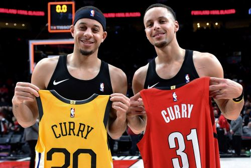 Stephen, Seth Curry Bet Family Tickets for Career on 2019 NBA 3-Point Contest