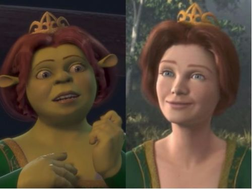 Someone used scenes from 'Shrek' to parody skin-care culture - and it's the best thing you'll see all day