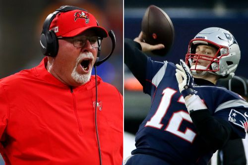 Buccaneers' Bruce Arians dismisses this Tom Brady worry: 'Just wrong'