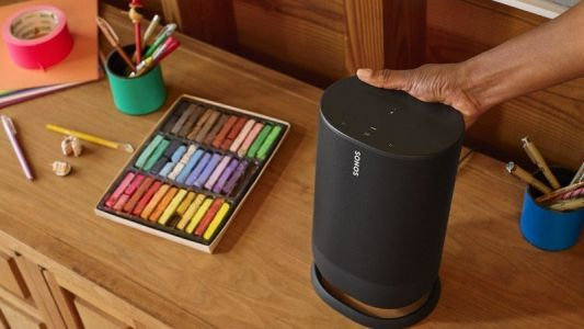 Does the Sonos Move work with other Sonos speakers?