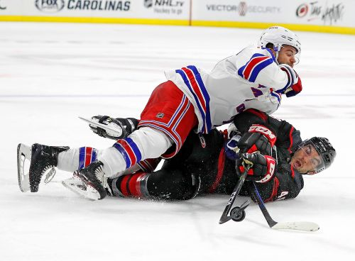 Rangers defenseman in limbo after yet another scratch
